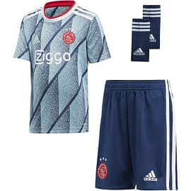 Adidas Ajax Uit Kit Mini FI4794 full set