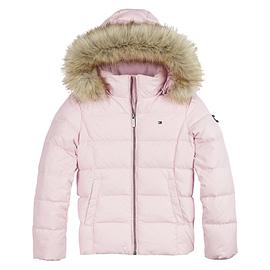 tommy jeans KG0KG04682 essential basic down jacket front