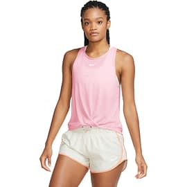 Nike Icon Clash Tanktop Roze front main