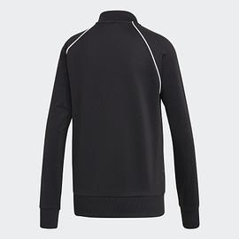 Adidas SST Trainingsjack FM3288 Zwart-Wit back
