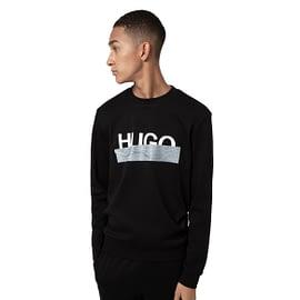 Hugo Boss Dicago Sweater Zwart model front