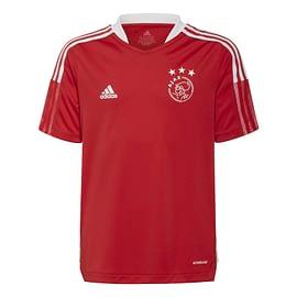 Adidas Ajax Junior Trainingsshirt 21-22 Rood GT9566 main