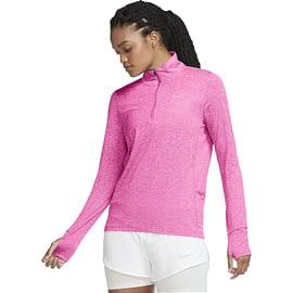 Nike Element 1/2 Zip Hardloopshirt Roze CU3220-639 model front