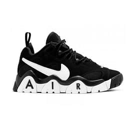 Nike Air Barrage Low Zwart CK4355-001 side main