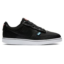 Nike CI7599-001 Court Vision Low Premium Zwart side main