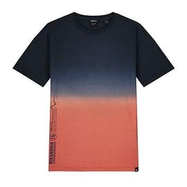 Nik&Nik August T-Shirt Rood-Blauw front main