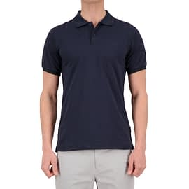 Airforce Double Stripe Polo Donkerblauw HRM0655-552-901 main